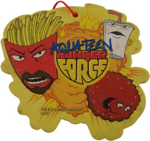 Aqua Teen Hunger Force Group Air Freshener
