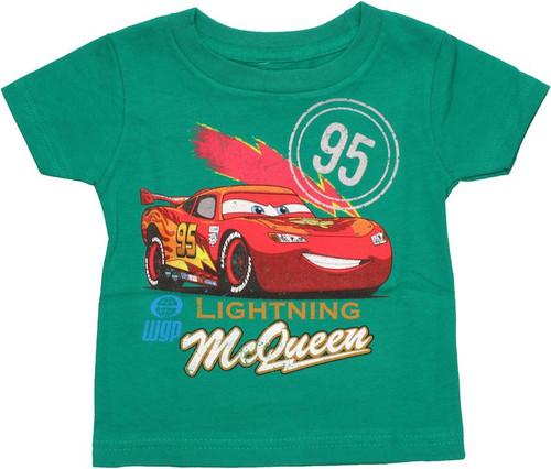 Cars Lightning McQueen Infant T Shirt
