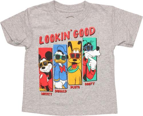 Disney Lookin Good Toddler T Shirt