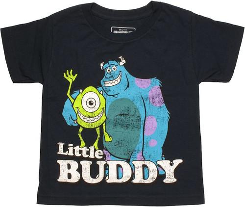 Monsters Inc Little Buddy Juvenile T Shirt