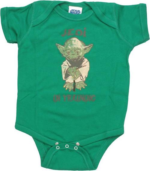 Star Wars Training Yoda Snap Suit