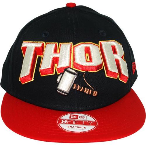 Thor Block Name Hat