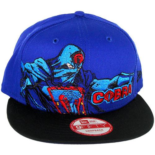 GI Joe Cobra Commander Portrait Hat
