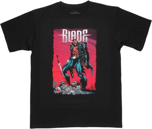 Blade #2 Blood Allies Variant T Shirt