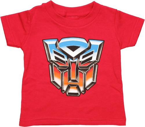 Transformers Autobot Infant T Shirt