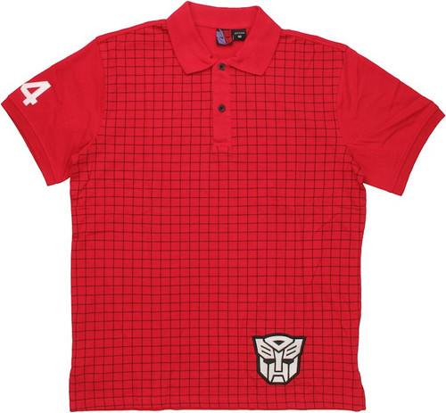 Transformers Autobot Polo Shirt