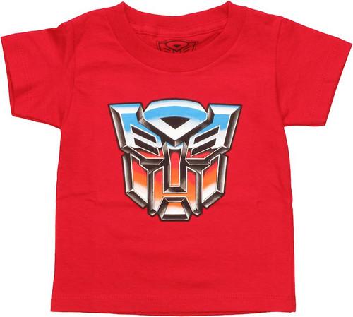 Transformers Autobot Toddler T Shirt