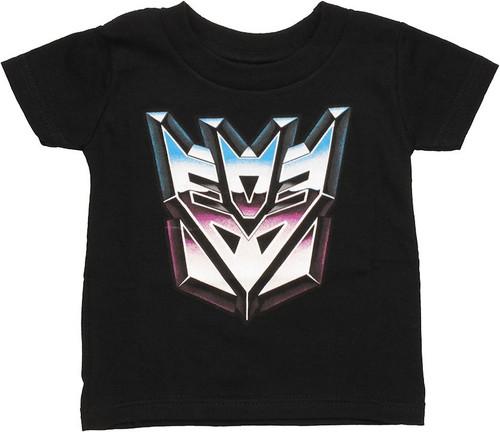 Transformers Decepticon Infant T Shirt