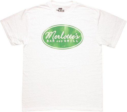 True Blood Vintage Merlottes T Shirt