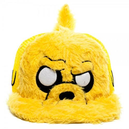 Adventure Time Jake Furry Mesh Hat
