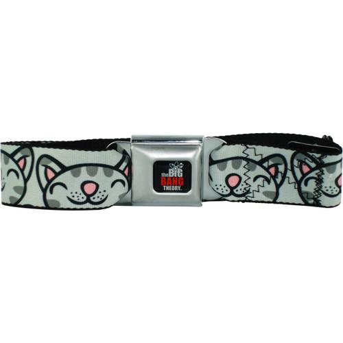 Big Bang Theory Soft Kitty Seatbelt Mesh Belt