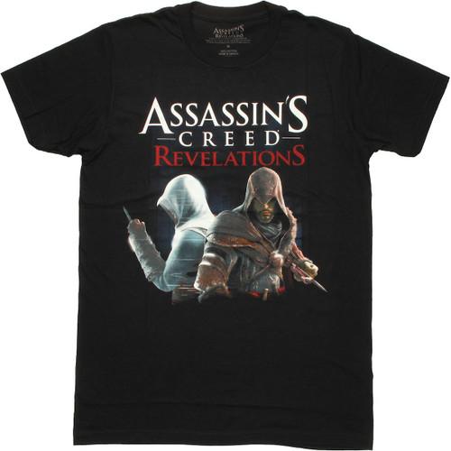 Assassins Creed Revelations T Shirt Sheer