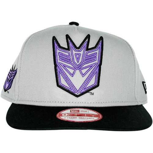 Transformers Decepticon Outline Logo Hat