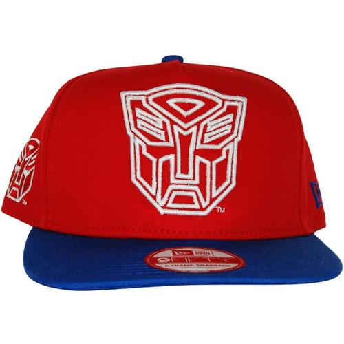 Transformers Autobot Outline Logo Hat
