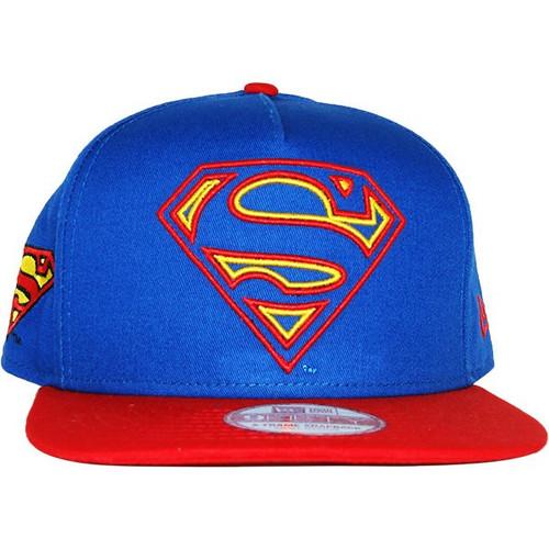Superman Outline Logo Hat