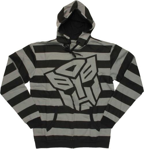 Transformers Autobot Stripes Hoodie