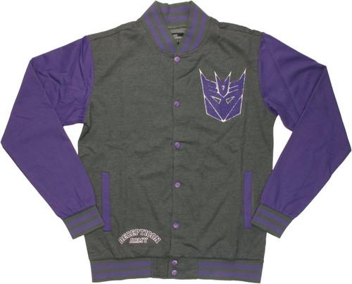 Transformers Decepticon Snap Jacket