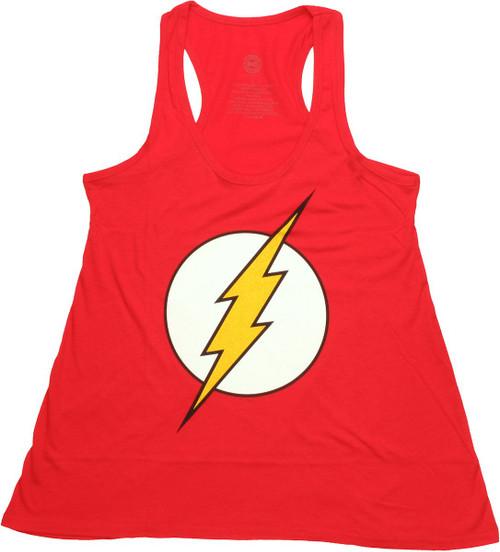 Flash Logo Tank Top Ladies Tee
