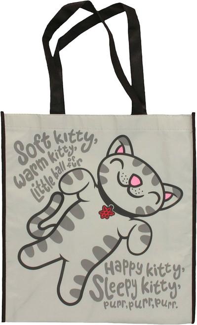 Big Bang Theory Soft Kitty Tote Bag