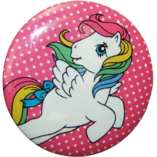 My Little Pony Rainbow Pony Button