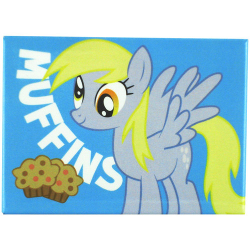 My Little Pony Muffins Magnet