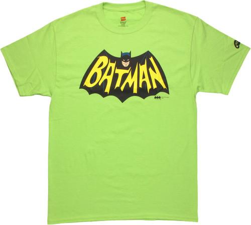 Batman '66 Logo T Shirt