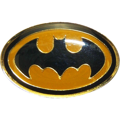 Batman Classic Logo Pin 41634e5440a1a