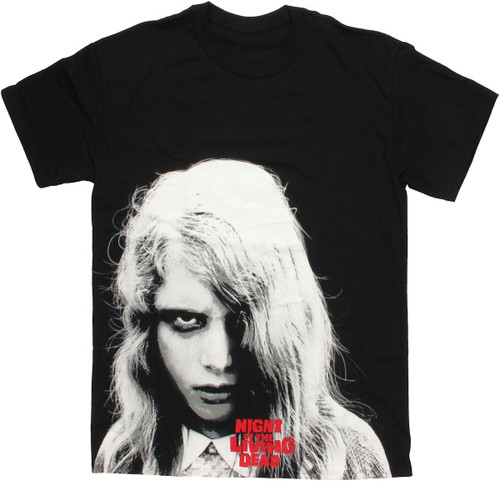 Night of the Living Dead Karen Low T Shirt