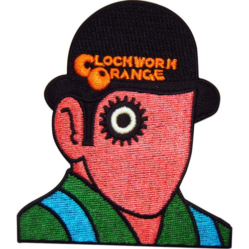 A Clockwork Orange Droog Patch
