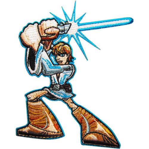 Star Wars Jedi Luke Toon Patch