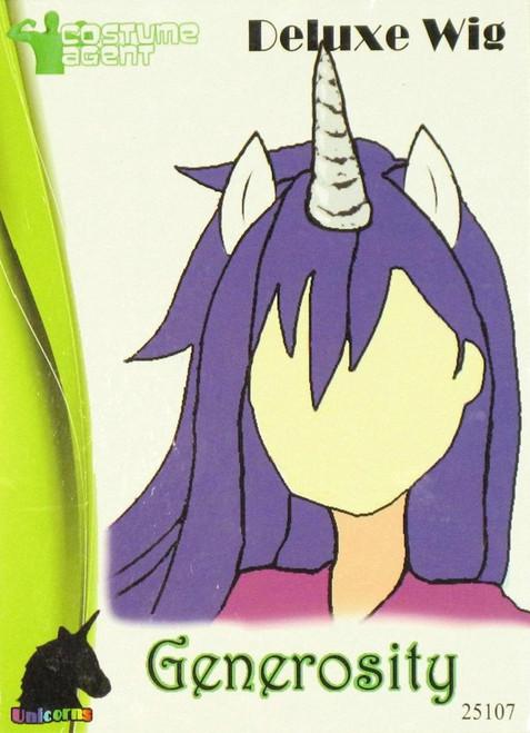 Generosity Deluxe Pony Wig