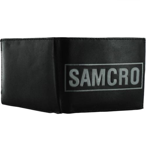 Sons of Anarchy SAMCRO Deboss Wallet