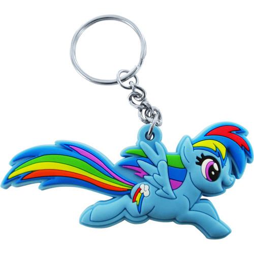 My Little Pony Rainbow Dash Keychain