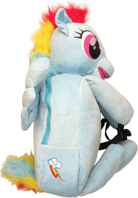 My Little Pony Dash Plush Backpack