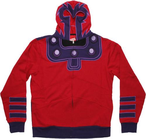 X Men Magneto Costume Hoodie