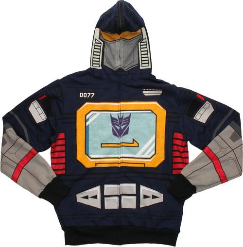 Transformers Soundwave Costume Hoodie