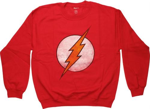 Flash Faded Logo Sweatshirt