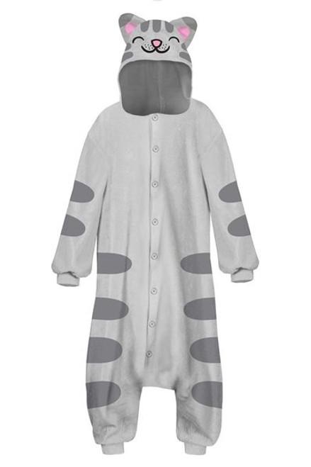 Big Bang Theory Soft Kitty Kigurumi Pajamas