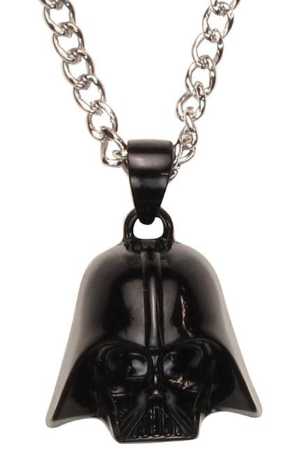 Star Wars Vader 3D Helmet Necklace