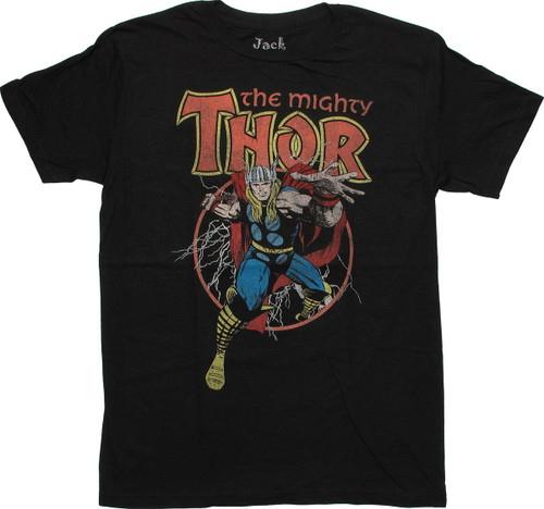 Thor Mighty Reach T Shirt Sheer