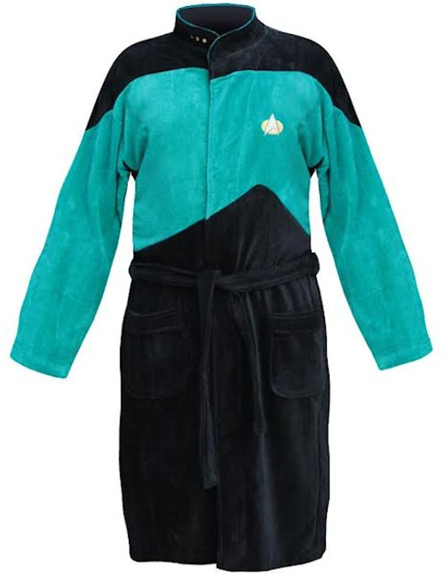 Star Trek Next Generation Sciences Robe
