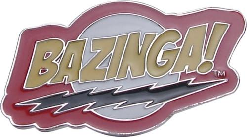Big Bang Theory Bazinga Two Finger Ring