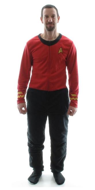 Star Trek Engineering Union Suit