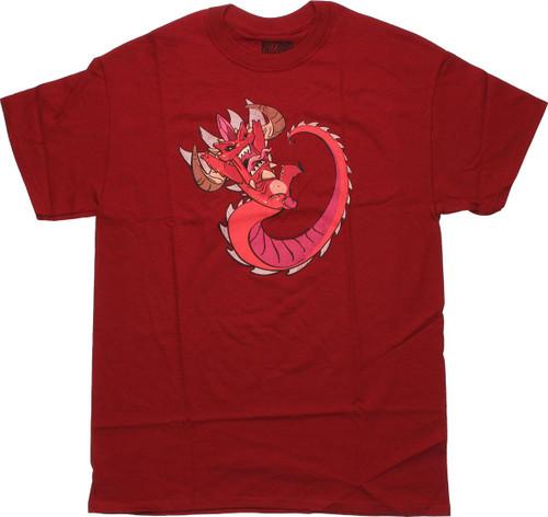 Diablo 3 Cartoon Diablo T Shirt