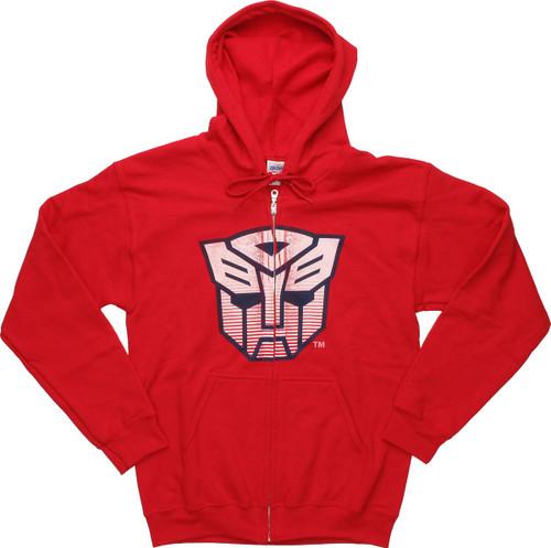 Transformers Vintage Autobot Logo Hoodie