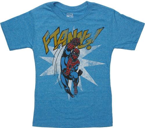 Marvel I Am Spider-Man Juvy Costume T-Shirt