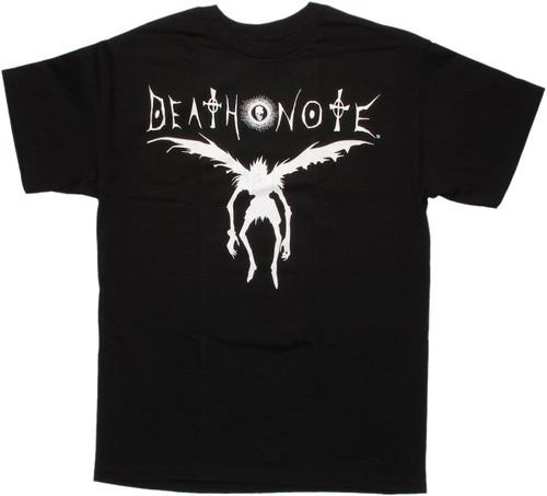 Death Note Ryuk Silhouette T Shirt