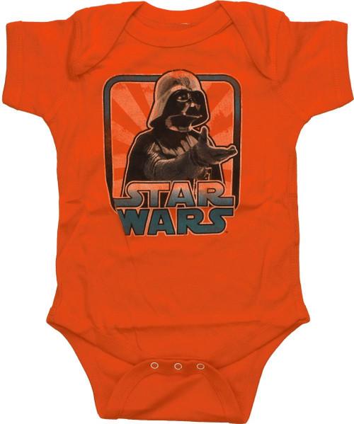 Star Wars Vader Hand Snap Suit