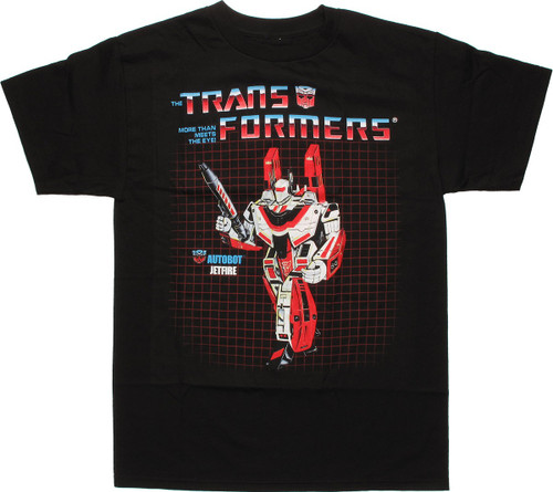 Transformers Jetfire G1 T Shirt