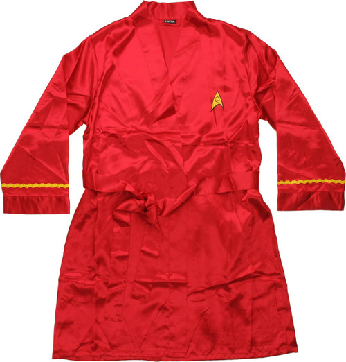 Star Trek Uhura Satin Junior Robe